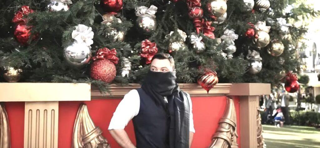 Tiziano Ferro Video Casa a Natale