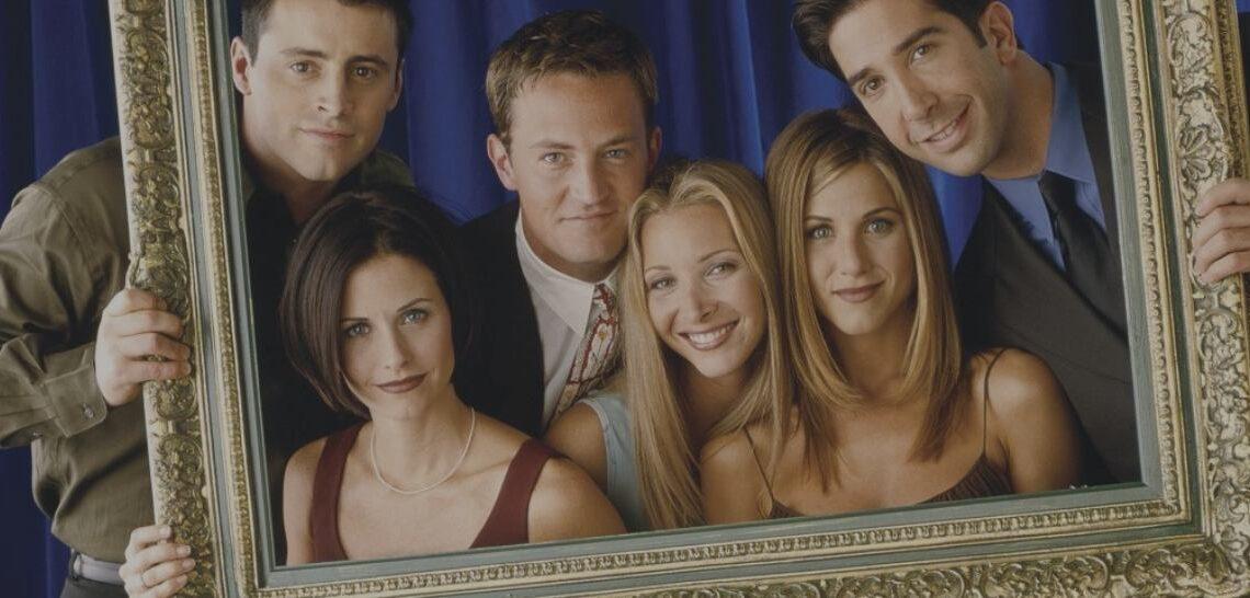 Cast serie Friends