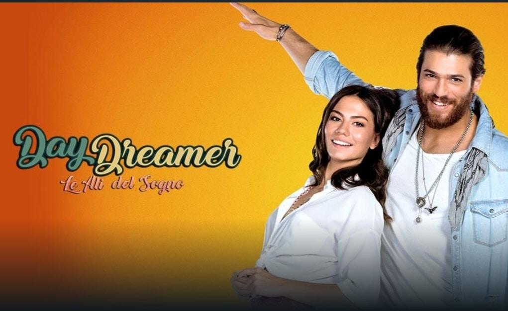 Can e Sanem di Daydreamer - Le ali del sogno