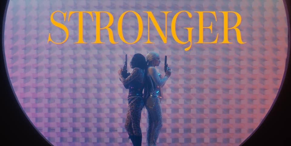 Kesha video Stronger
