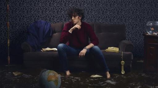 Copertina album La geografia del buio