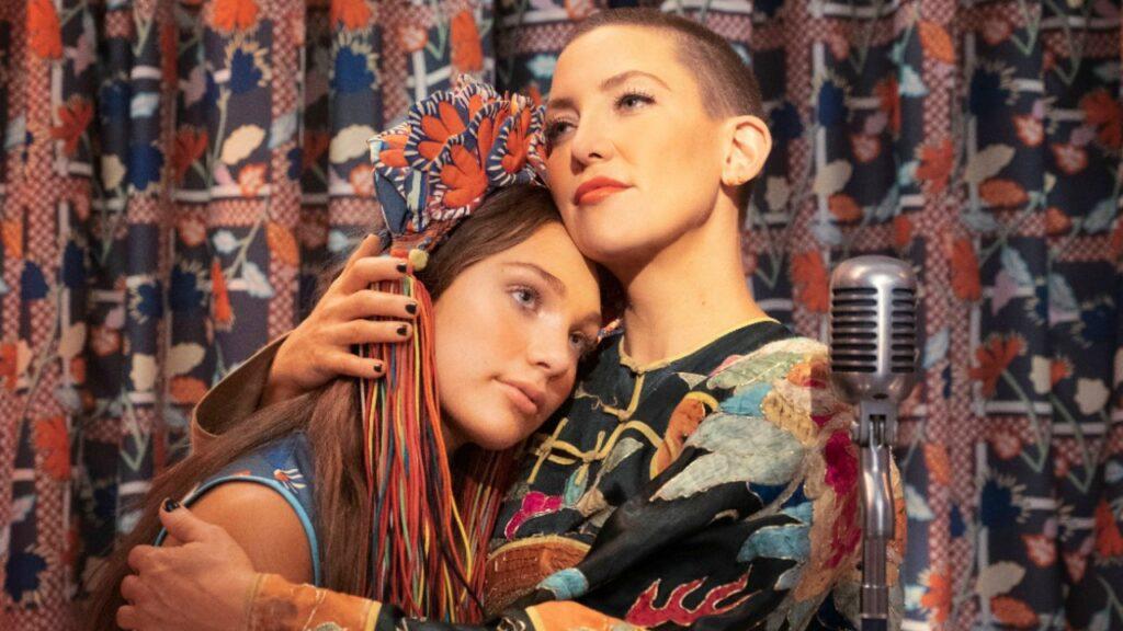 Kate Hudson e Maddie Ziegler in Music