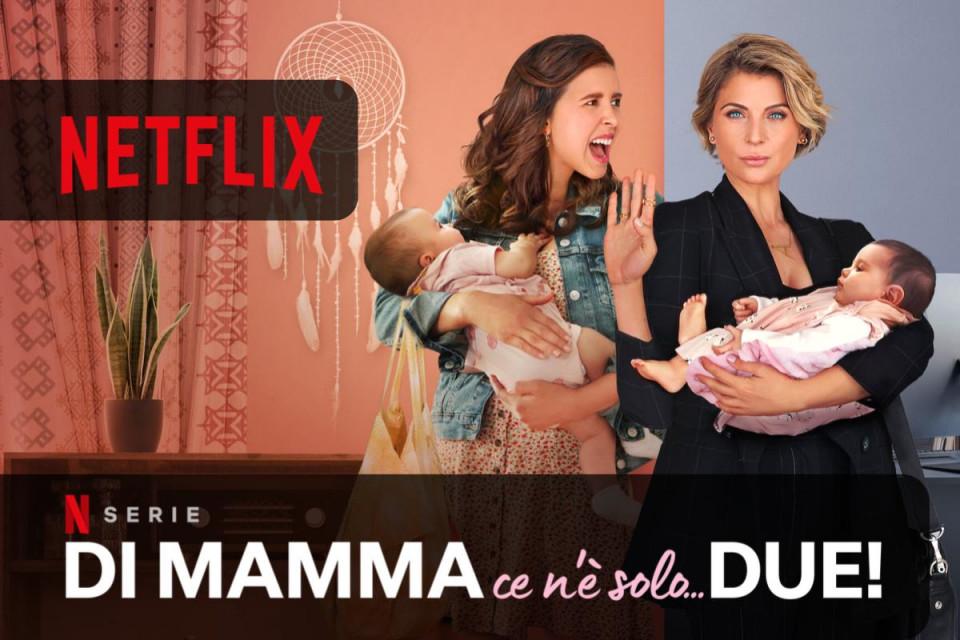 Serie tv Netflix Di mamma ce n'è solo due