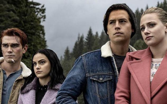 Riverdale 5: Archie, Veronica, Betty e Jughead