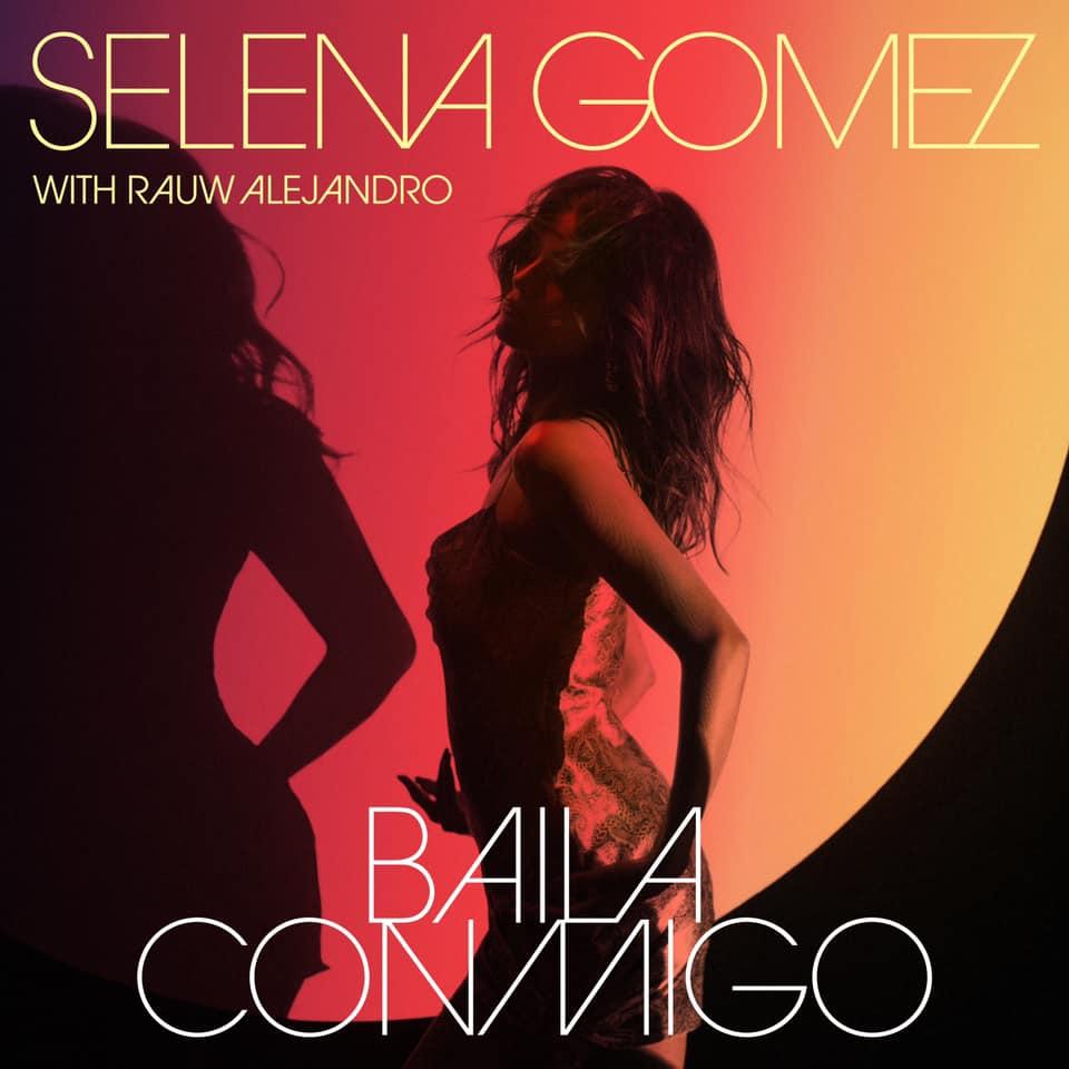 Selena Gomez Baila Conmigo Cover