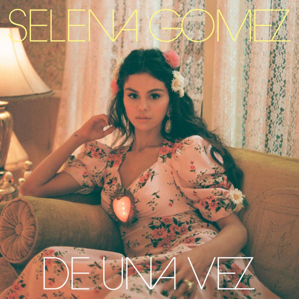 Selena Gomez De Una Vez cover