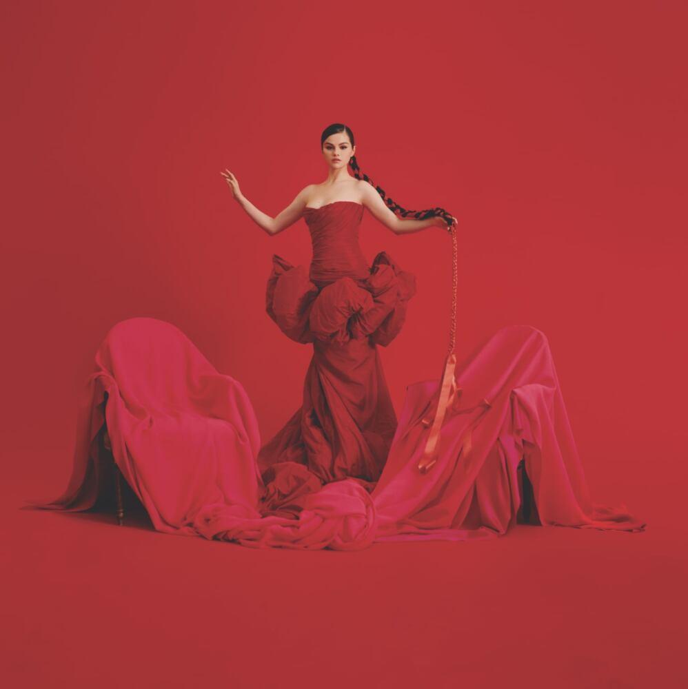 Selena Gomez Revelacion cover