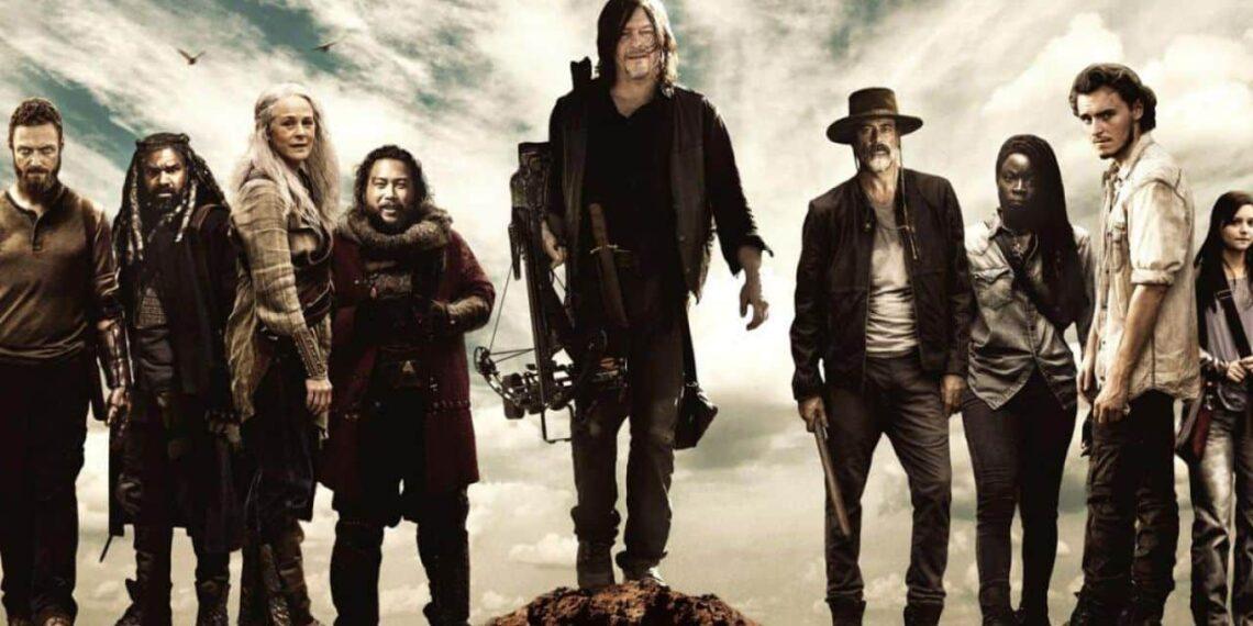 Anche The Walking Dead tre le serie che finiscono nel 2021