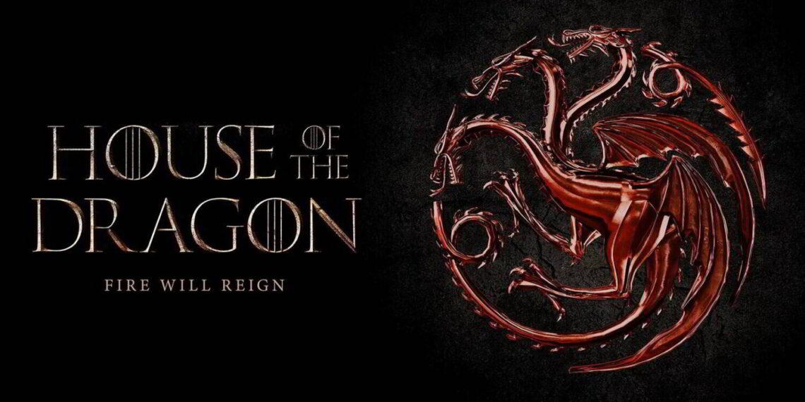 House of the Dragon copertina