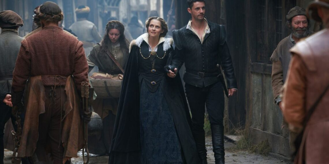 Set di A Discovery of Witches