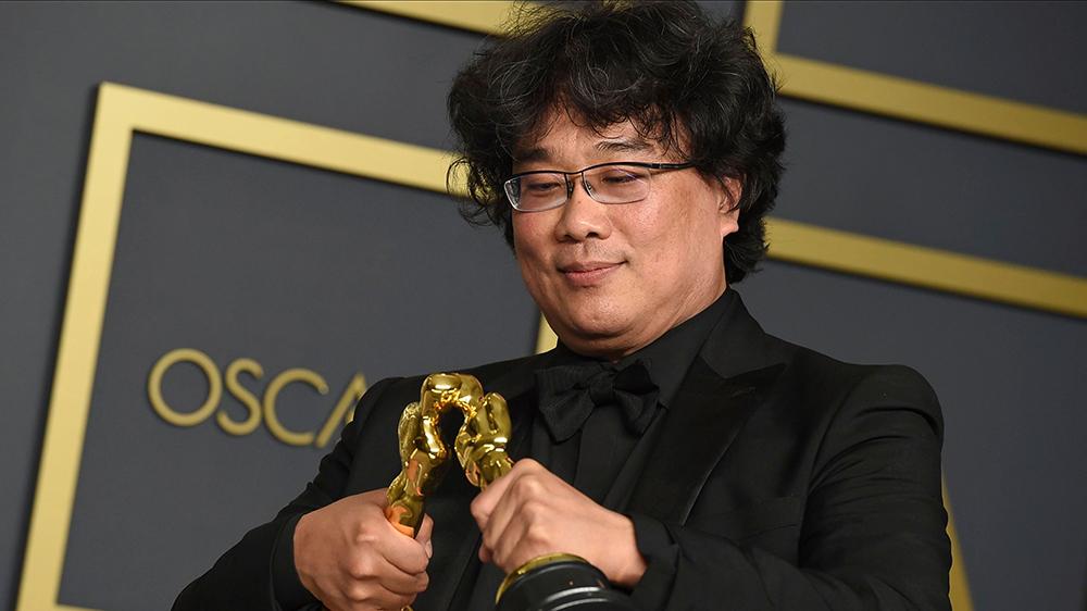 Bong Joon Ho due Oscar 2020