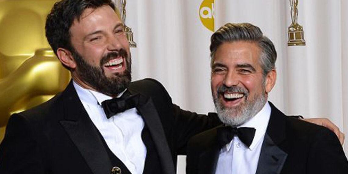 Ben Affleck e George Clooney