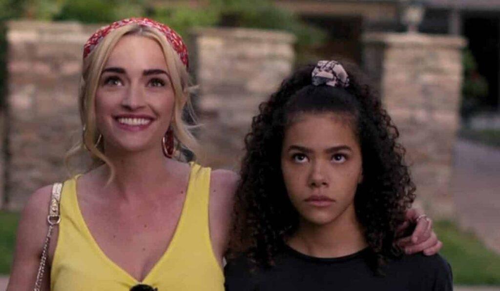 Ginny e Georgia cast