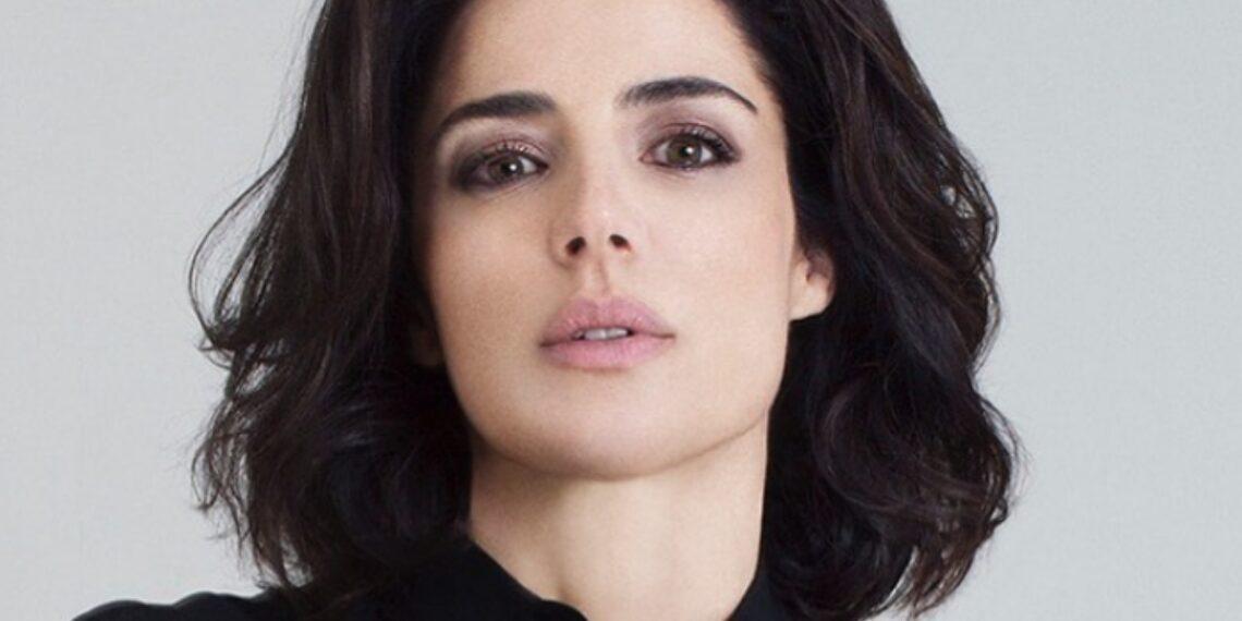 L'attrice Luisa Ranieri