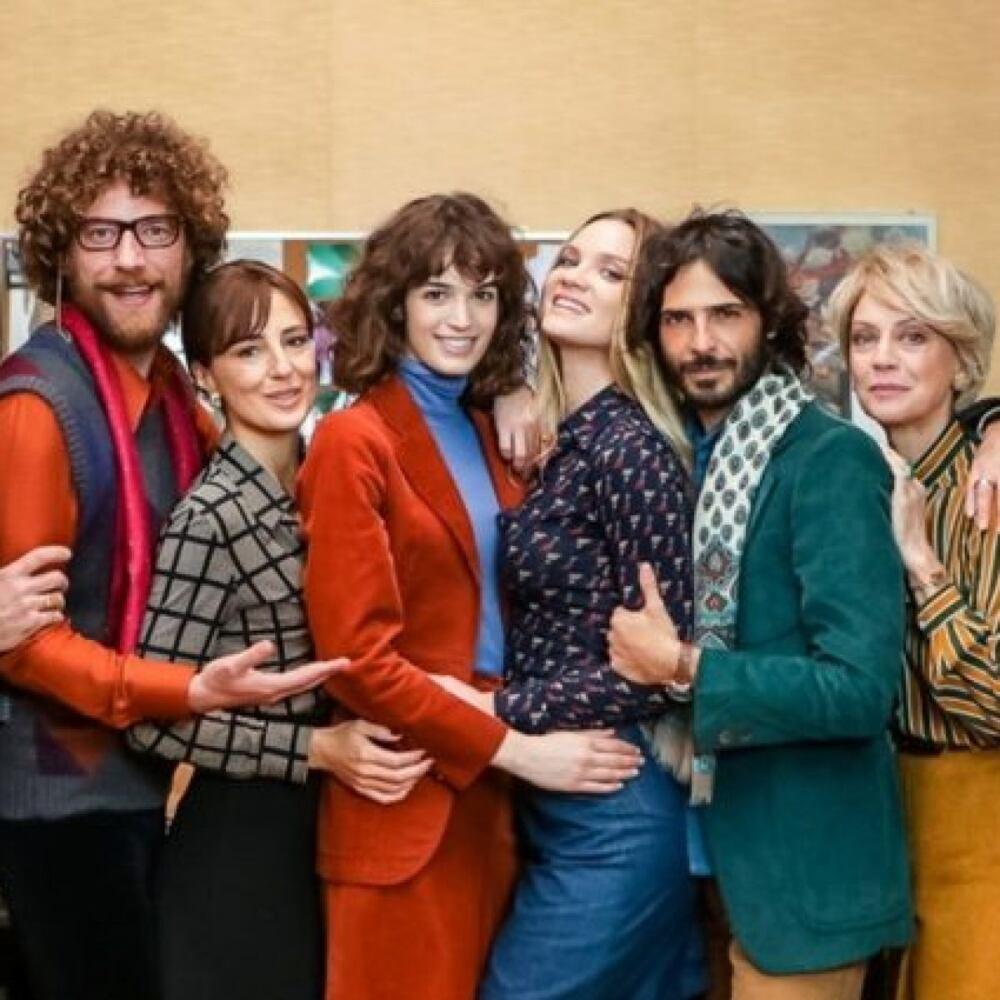 Il cast di Made in Italy
