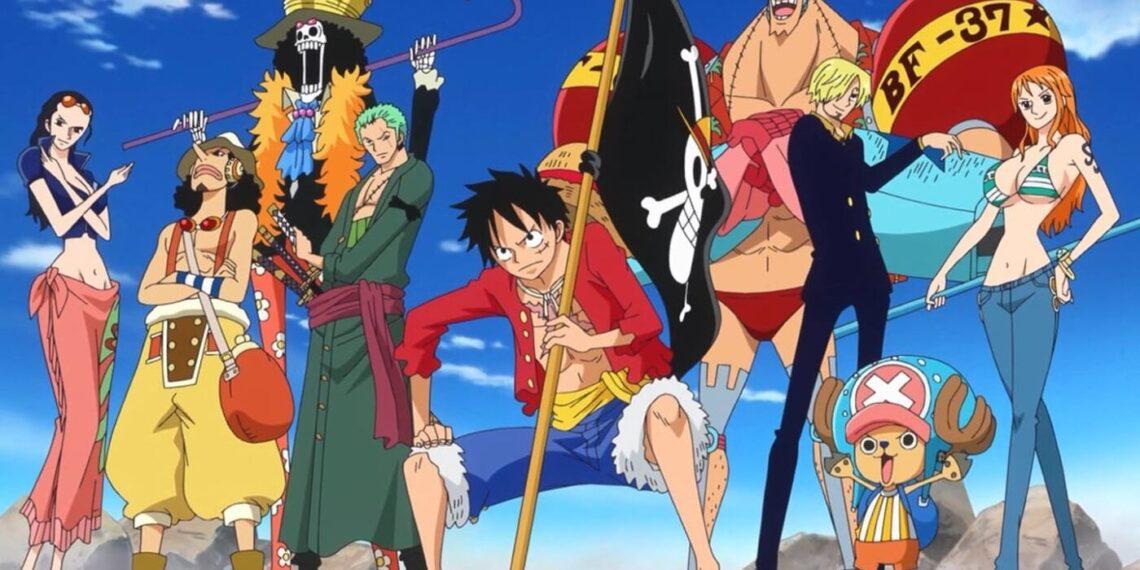 L'anime One Piece