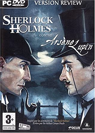 Lupin e Sherlock Holmes