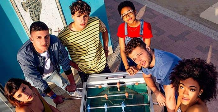 Summertime cast
