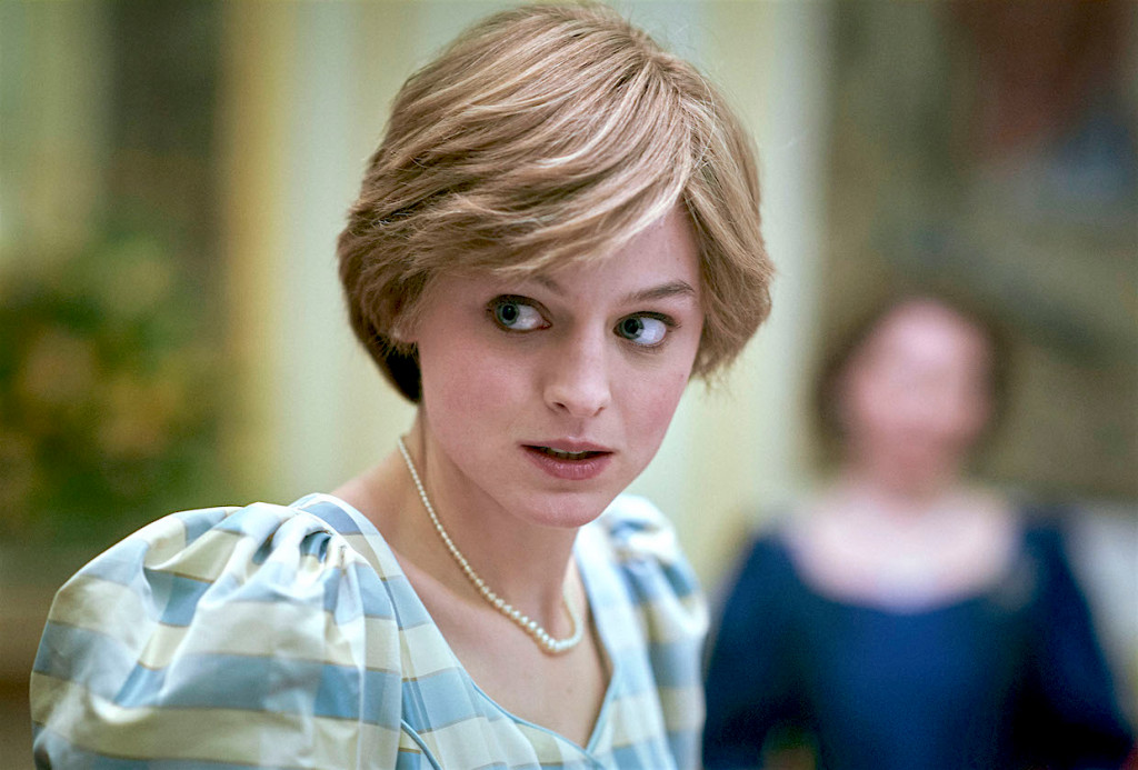 Emma Corrin, The Crown, 2021
