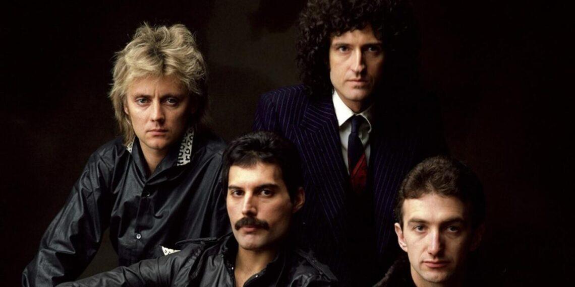Il gruppo The Queen