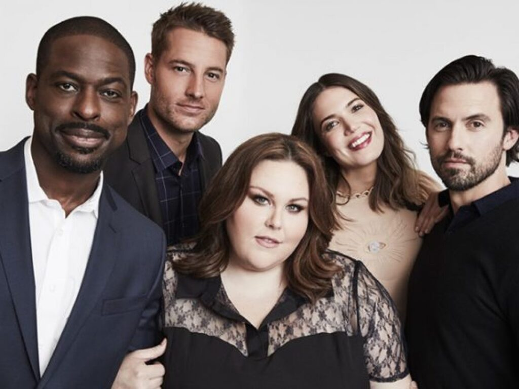 This Is Us, il cast statunitense