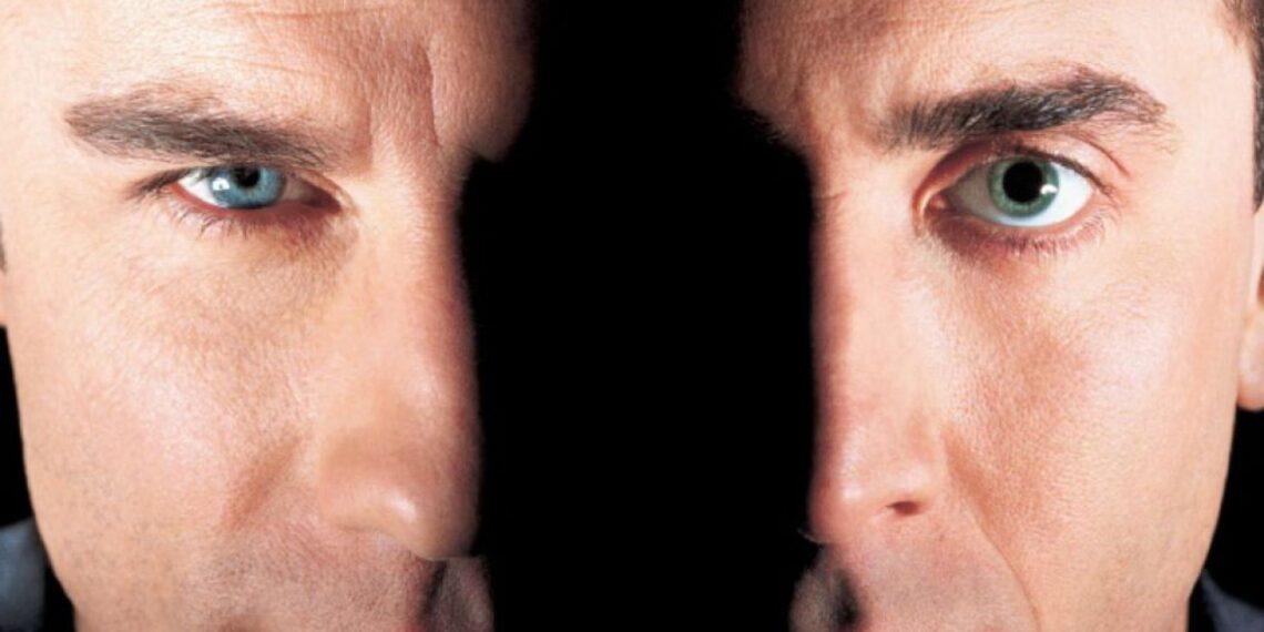 Face/Off protagonisti
