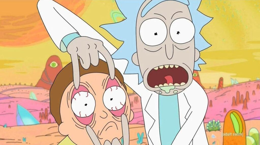 Ricky and Morty foto