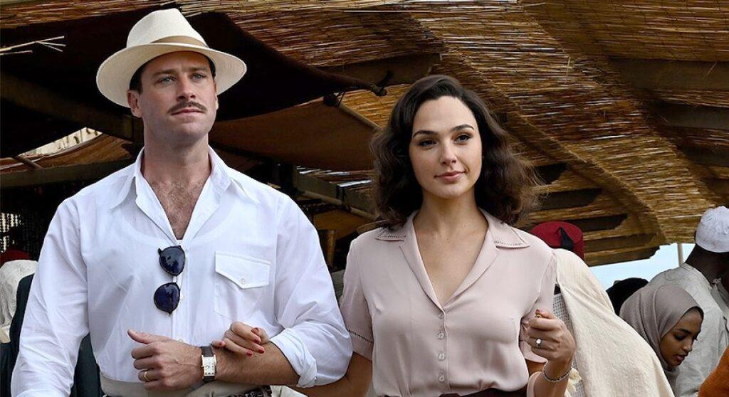 Armie Hammer insieme a Gal Gadot nel film Assassinio sul Nilo: sarà sostituito dalla Disney?