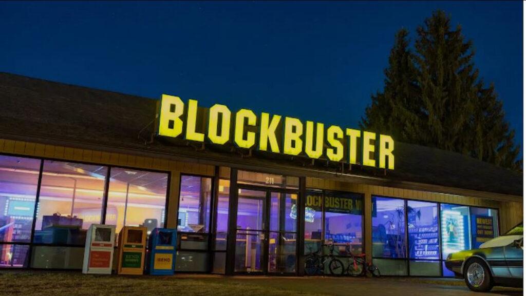 The Last Blockbuster Netflix