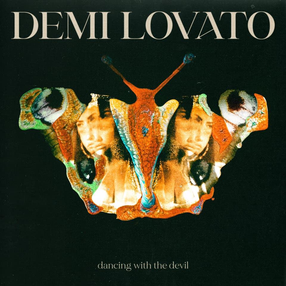 Demi Lovato Dancing With the Devil Cover
