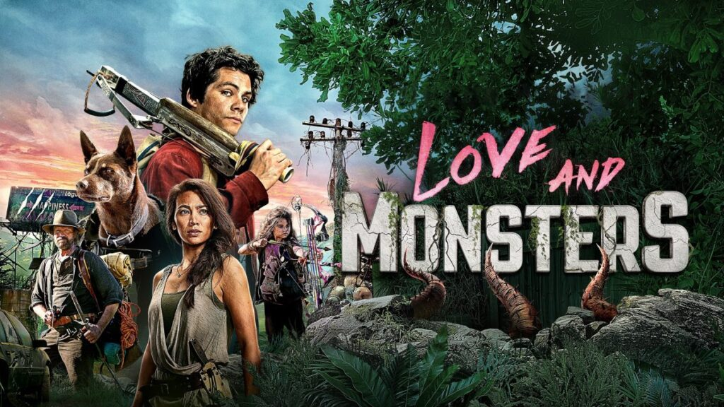 Love and Monsters Netflix