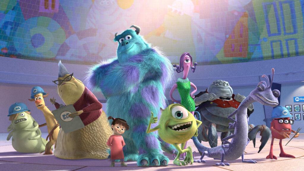 Monsters&Co film