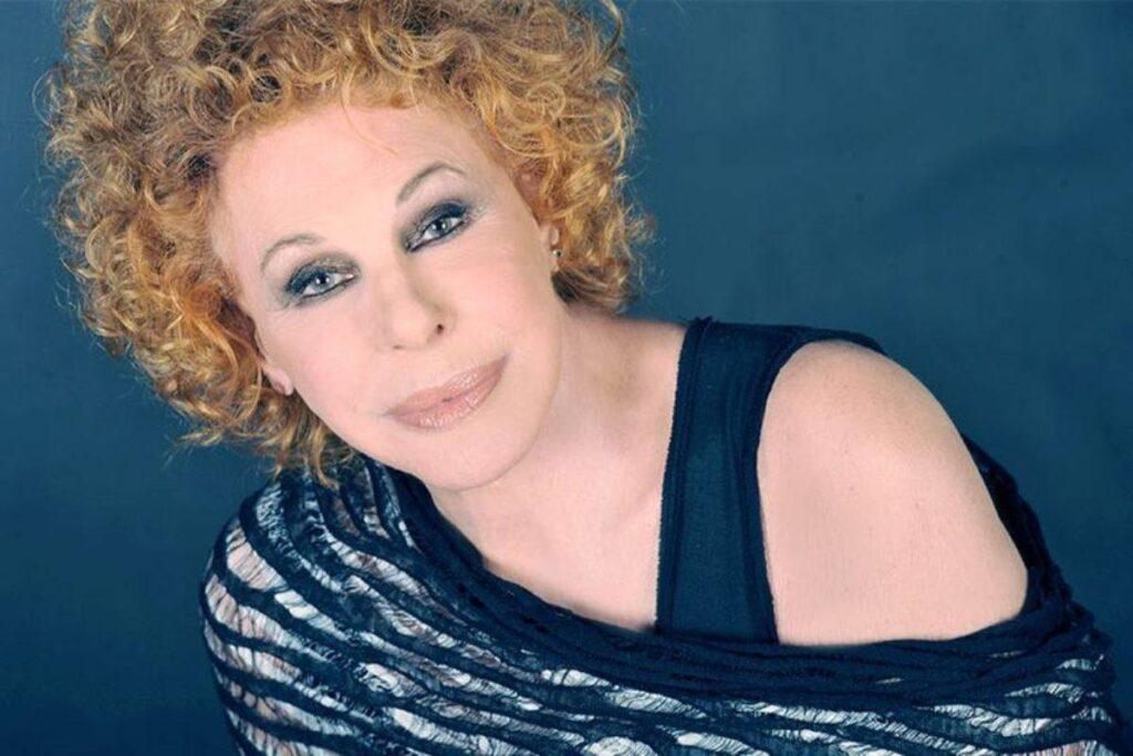Ornella Vanoni cantante