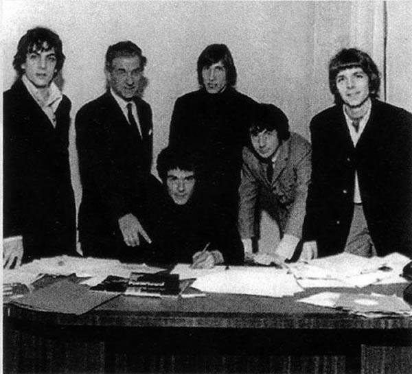 Pink Floyd foto 1967