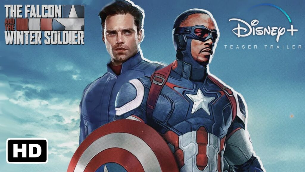 The Falcon and The Winter Soldier Disney +
