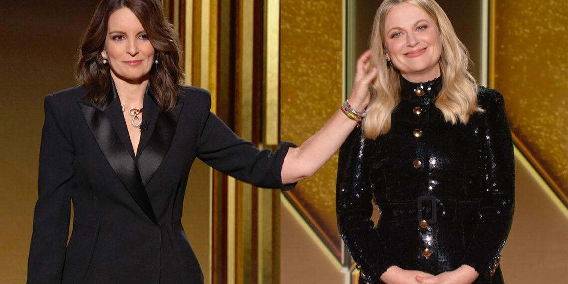 Tina Fey e Amy Poehler hanno presentato i Golden Globe 2021 a distanza