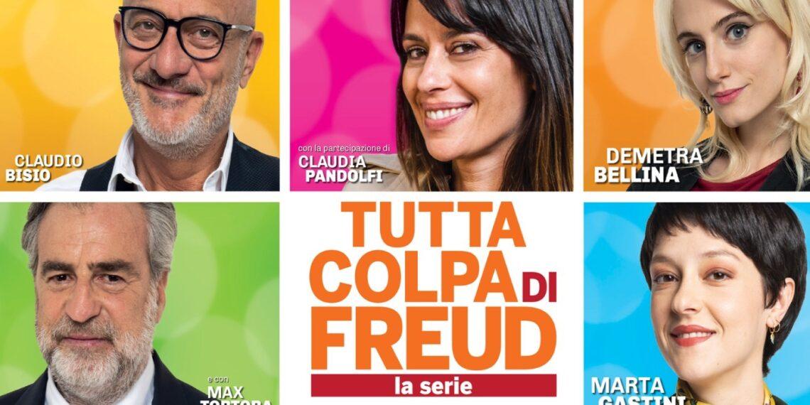 Tutta colpa di Freud attori