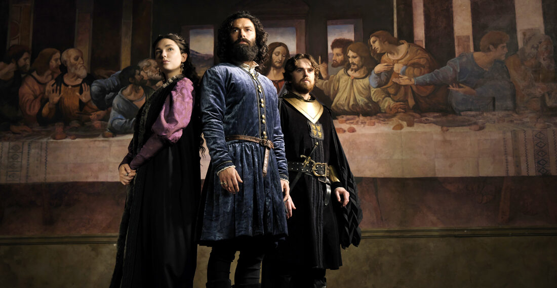 Leonardo Serie tv