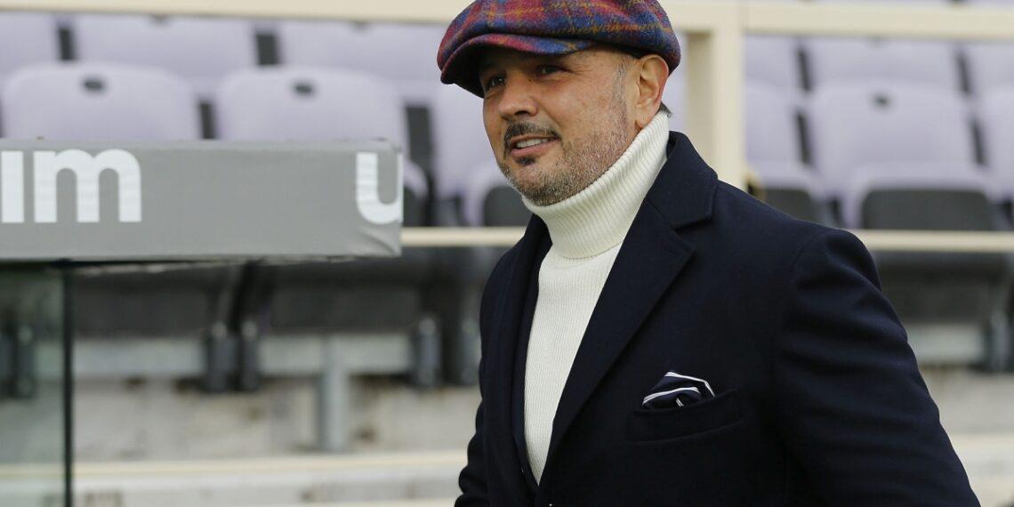 Foto di Sinisa Mihajlovic come allenatore del Bologna