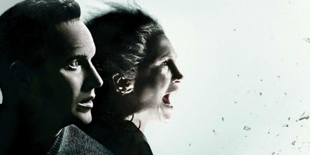 The Conjuring 3 foto promo con cast