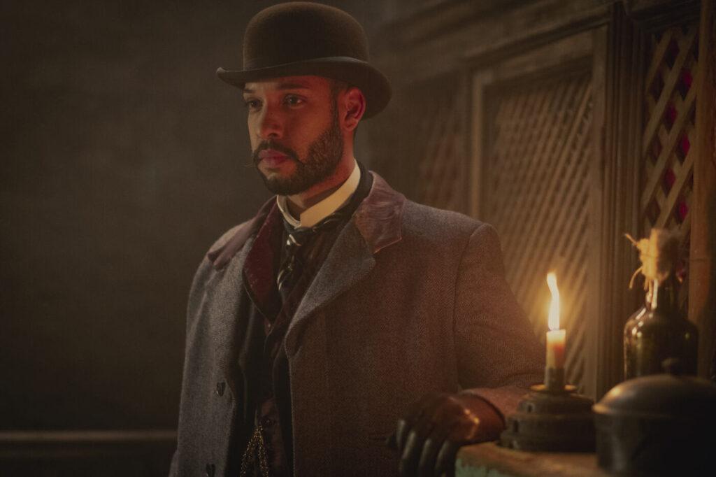 Watson in Gli Irregolari di Baker Street.