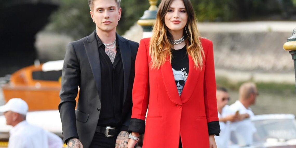 Bella Thorne e Benji Mascolo