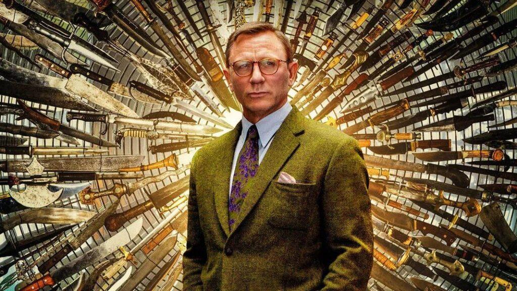 Cena con delitto Daniel Craig