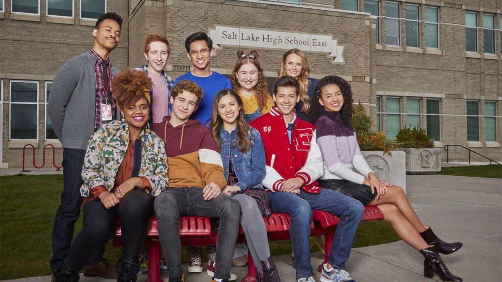 High School Musical la serie
