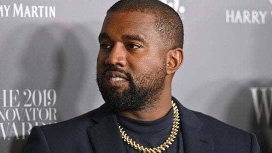 Kanye West 2021
