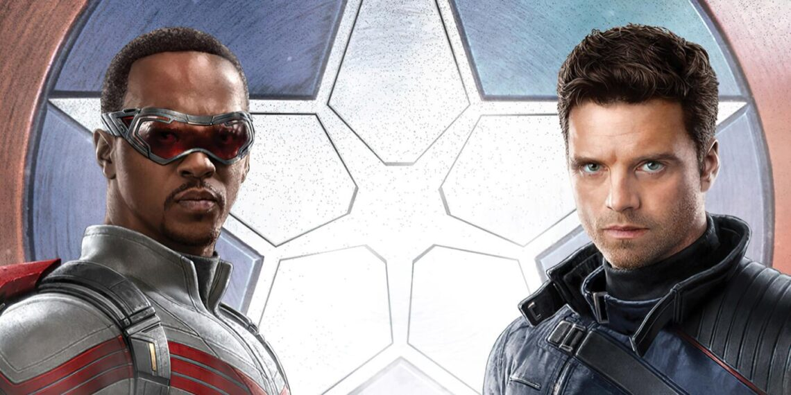 The Falcon and The Winter Soldier protagonisti