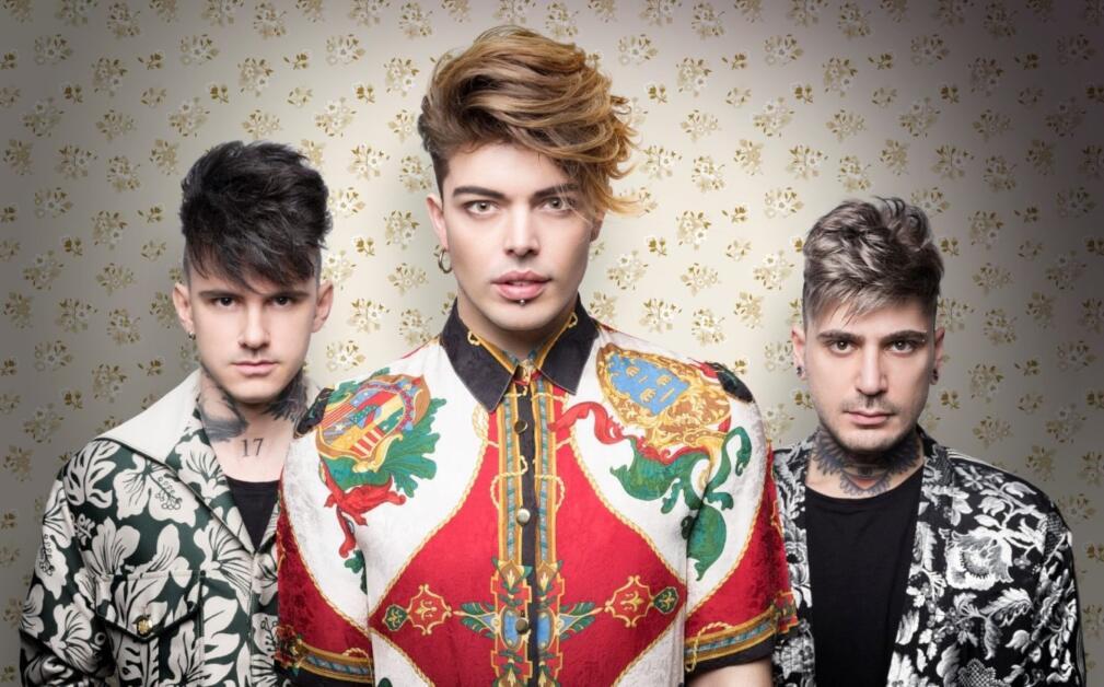 The Kolors band