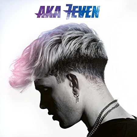 Copertina del nuovo EP di Aka7even