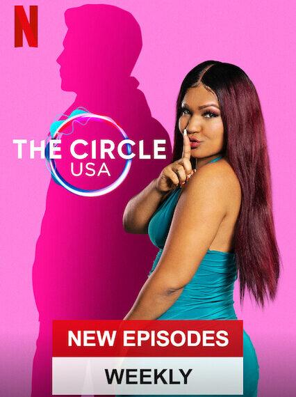 Locandina nuovi episodi di The Circle USA