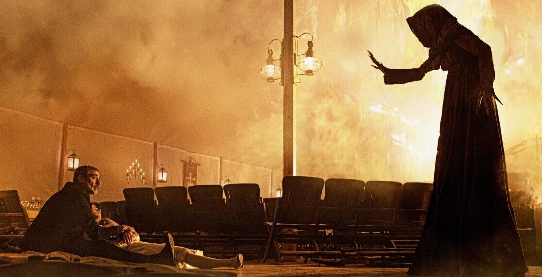 Jeffrey Dean Morgan in Il Sacro Male